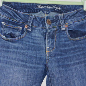 American Eagle Outfitters Skinny Kick StretchJeans